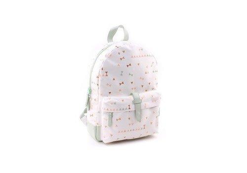 Kidzroom Kidzroom Backpack Symbolic Mint 36x27x12