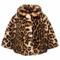 Monnalisa Jas Leopard