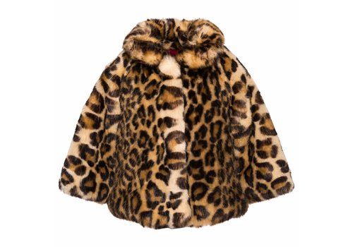 Monnalisa Monnalisa Jacket Leopard
