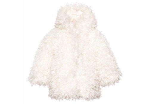 Monnalisa Monnalisa Jacket Winter Offwhite