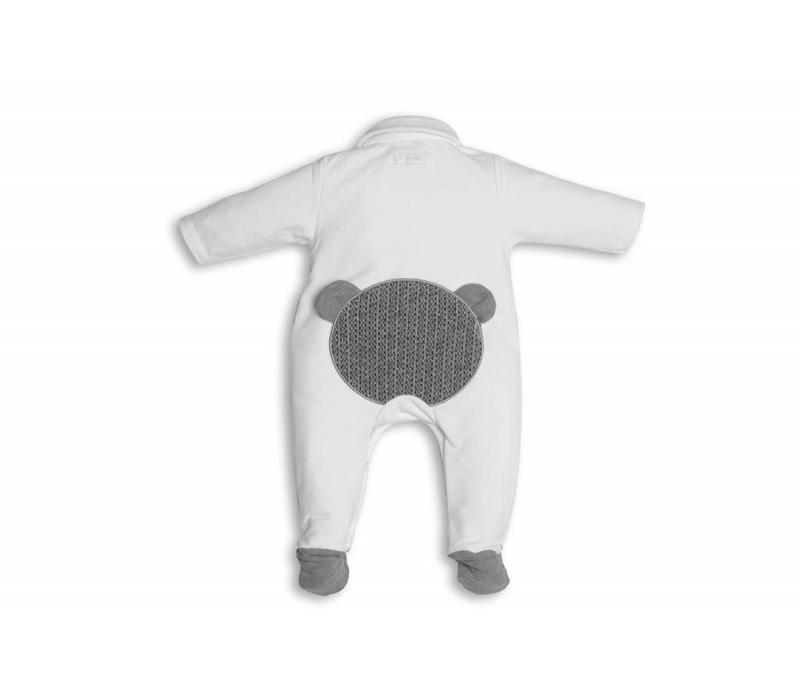 First Combi Teddy On Back Wit