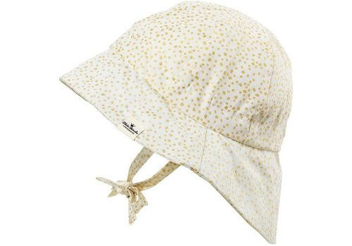 Elodie details Elodie Details Sun Hat Gold Shimmer