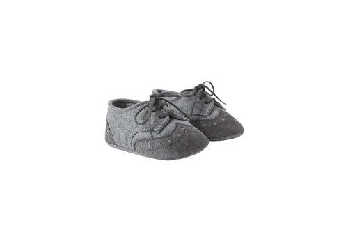 Il Gufo Il Gufo Baby Shoes Cloud Grey