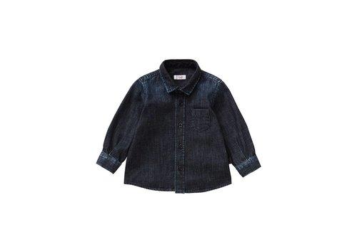 Il Gufo Il Gufo Shirt Jeans Dark Blue