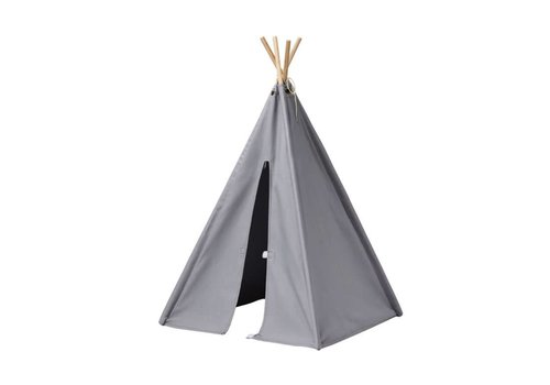 Kids Concept Kid's Concept Tipi Tent Grijs