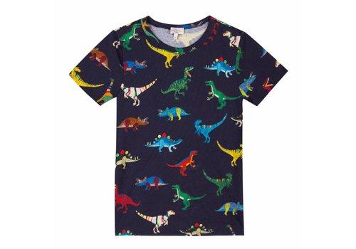Paul Smith Paul Smith T-Shirt Navy Dino