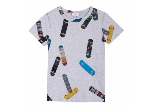 Paul Smith Paul Smith T-Shirt Skateboard Grey