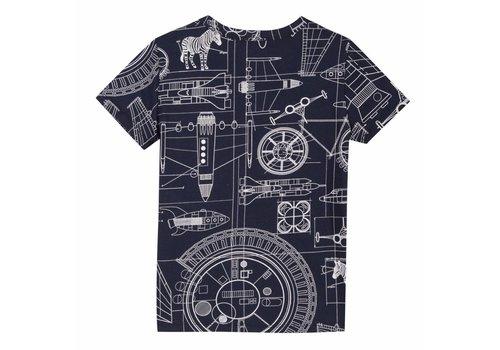 Paul Smith Paul Smith T-Shirt Navy Severin