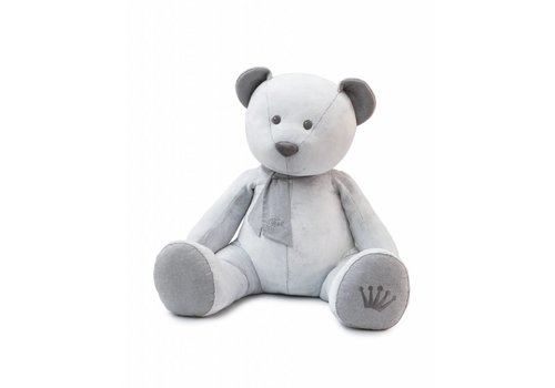 First First XXL Leonor Teddy Bear Grijs