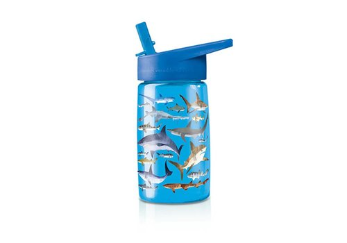 Crocodile Creek Crocodile Creek Drinking Cup Tritan Sharks