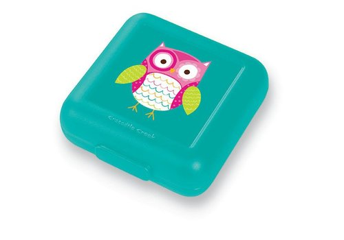 Crocodile Creek Crocodile Creek Lunch Box Owl