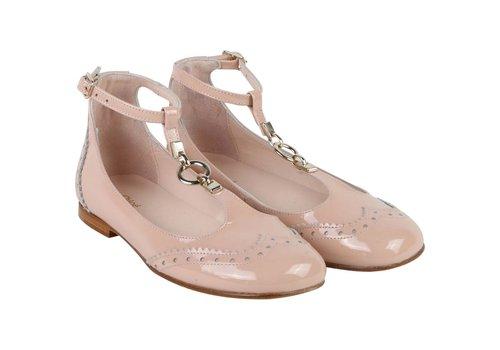 Chloe Chloe Ballerinas Beige Pink