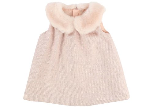 Chloe Chloe Dress Collar Pink