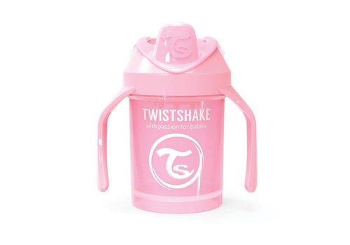 TwistShake TwistShake Drinking Cup 230 ml Pastel Pink