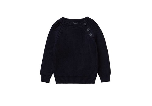 Il Gufo Il Gufo Sweater Navy Blue