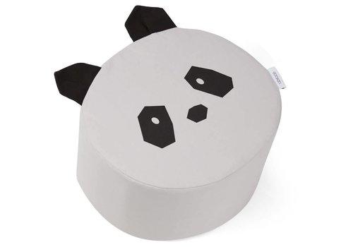 Liewood Liewood Play Cushion Panda Dumbo Grey