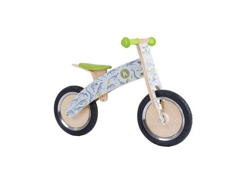 KiddiMoto KiddiMoto Balance Bike Kurve Fossil