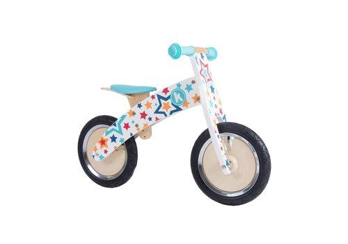 KiddiMoto KiddiMoto Balance Bike Kurve Stars