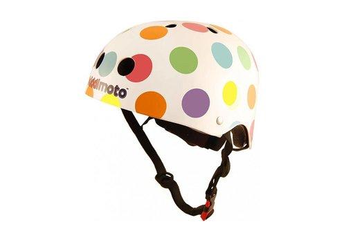 KiddiMoto Kiddimoto Helmet Pastel Doty