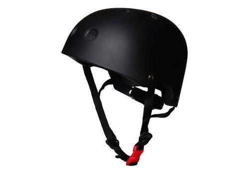 KiddiMoto Kiddimoto Helm Mat Zwart