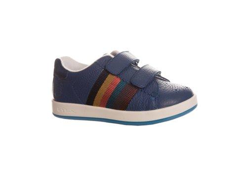 Paul Smith Paul Smith Shoes Rabbit Strap Medium Blue