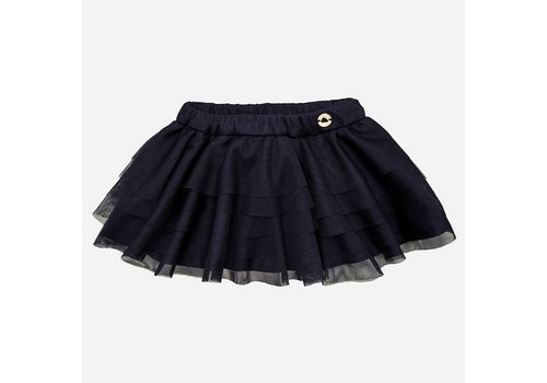 Mayoral Mayoral Skirt Tulle Navy