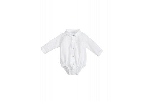 Laranjinha Laranjinha Body Vest White