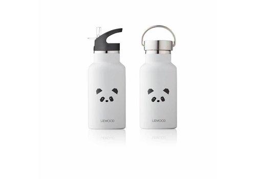 Liewood Liewood Thermische Drinkfles Panda Light Grey