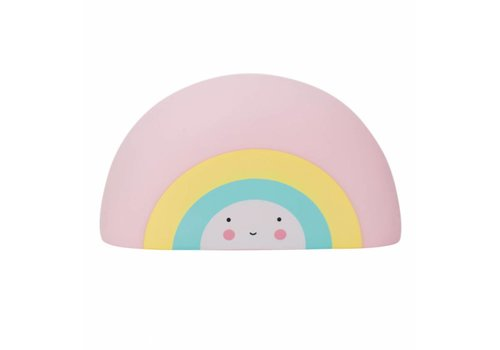 A Little Lovely Company A Little Lovely Company Bath Toy Rainbow