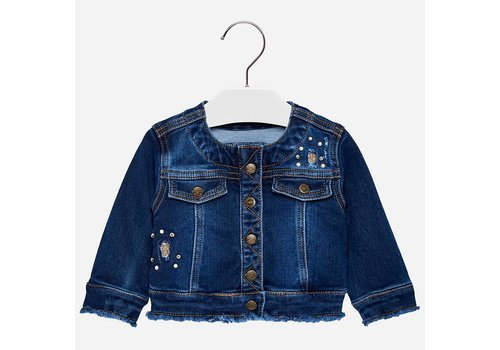Mayoral Mayoral Denim Jacket Dark