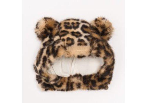Monnalisa Monnalisa Cap Leopard