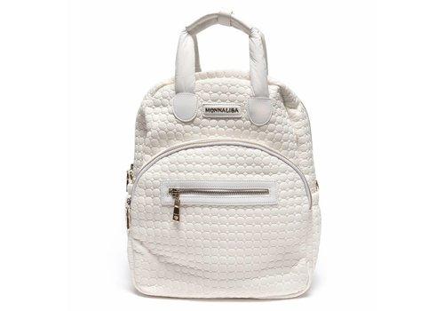 Monnalisa Monnalisa Nursery Backpack Panna