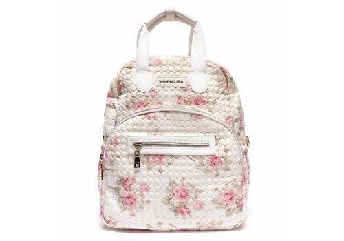 Monnalisa Monnalisa Nursery Backpack Fiori