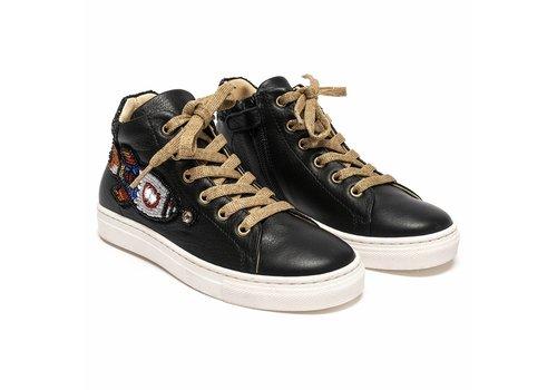 Monnalisa Monnalisa Sneakers Oversize Galaxy Nero