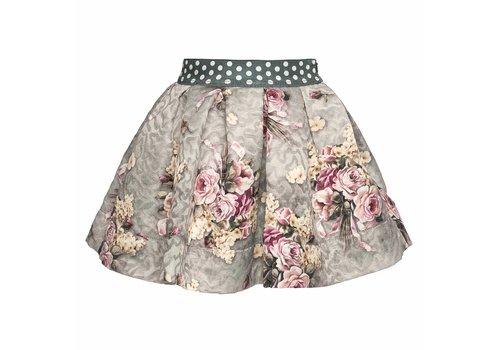Monnalisa Monnalisa Skirt St.Mazzolini Sage Green