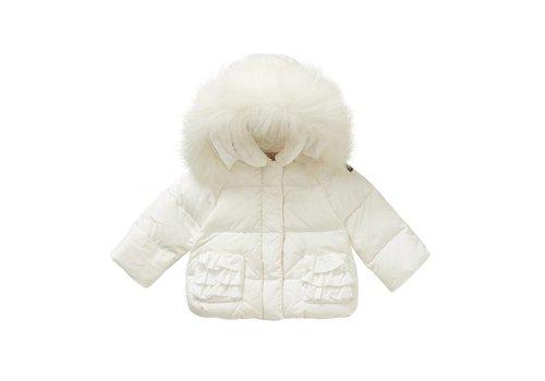 Il Gufo Il Gufo Coat White