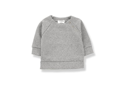 1+ In The Family 1+ In The Family Sweater Mandy Light Grey
