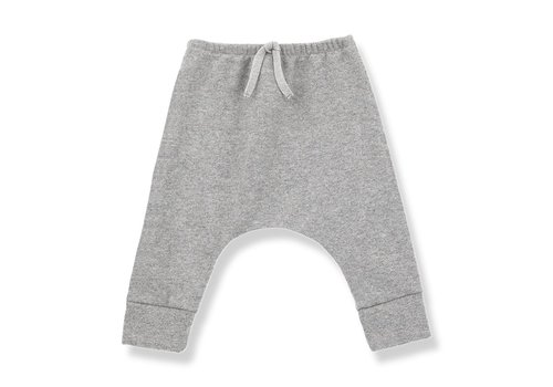 1+ In The Family 1+ In The Family Broek Jay Light Grey