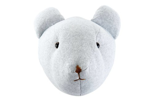 Theophile & Patachou Théophile & Patachou Teddy Trophy Wol Light Grey