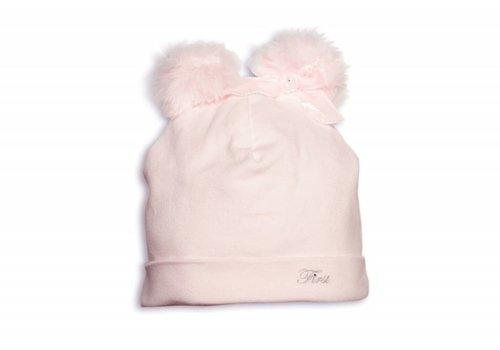 First First Hat Teddy Ears Fur