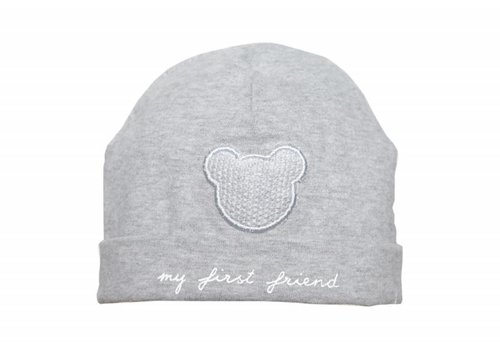 My First Collection First Hat My First Friend Grey