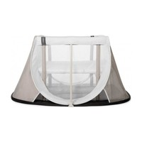 AeroMoov Instant Travel Cot White Sand + Sunscreen