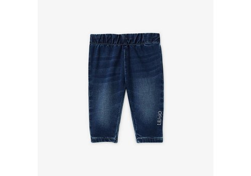 Liu Jo Liu Jo Denim Pants Blu Simil Wash
