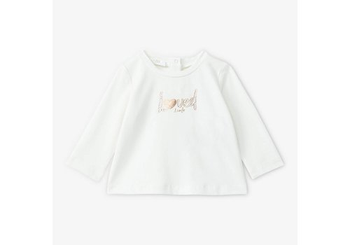 Liu Jo Liu Jo T-Shirt Loved White