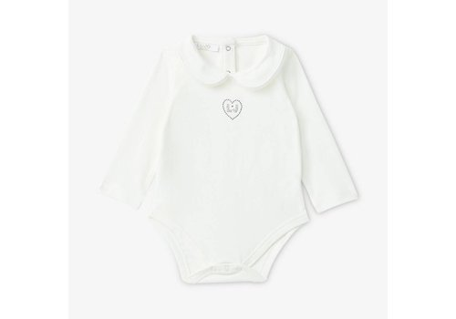 Liu Jo Liu Jo Body Vest Heart LJ White