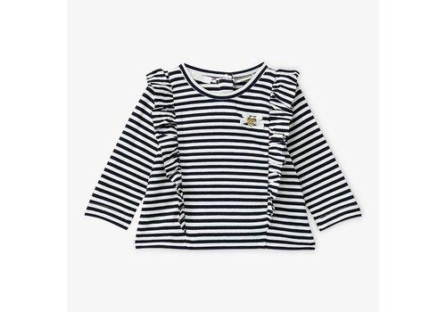 Liu Jo Liu Jo T-Shirt Snow White - Midnight Blue