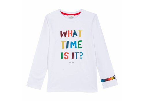 Paul Smith Paul Smith T-Shirt What Time Is It