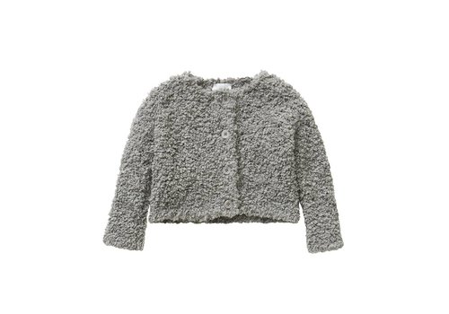 Il Gufo Il Gufo Gilet Cloud Grey