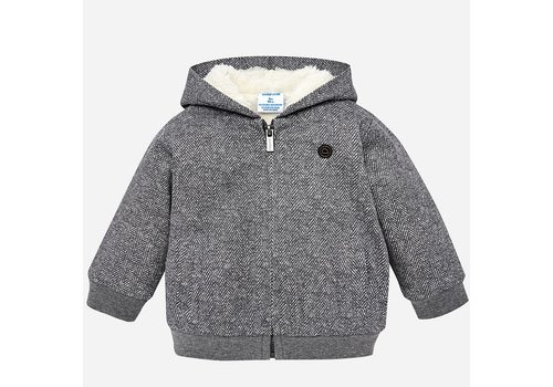 Mayoral Mayoral Jacket Sheepskin Grey