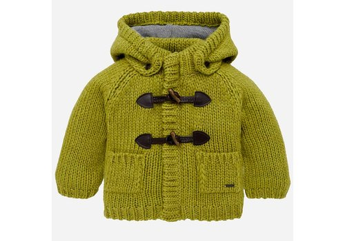 Mayoral Mayoral Knitted Cardigan Kale